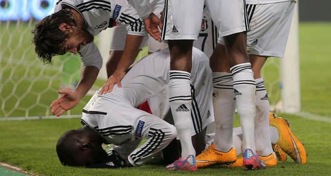 Beşiktaş looking to keep up winning ways