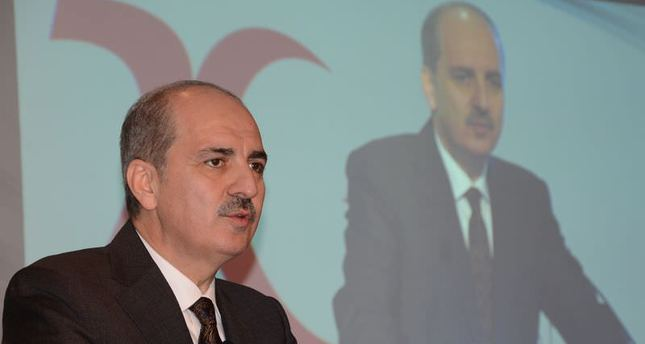 Turkey's Deputy PM Numan Kurtulmuş speaks on Islamophobia