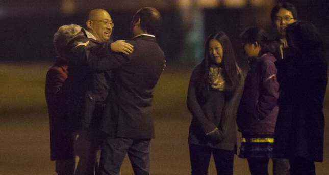 Two Americans freed by North Korea, returning home: US officials