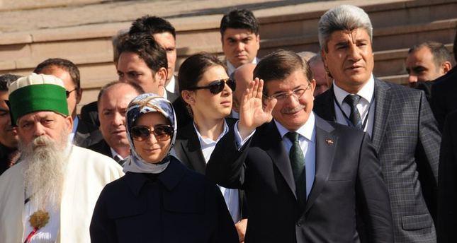 PM Davutoğlu urges Parliament to solve Alevi community's problems