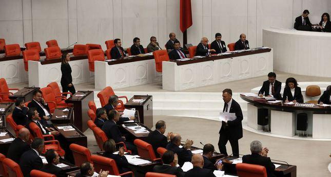 This week in Turkish Parliament
