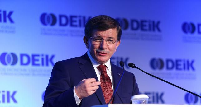PM Davutoğlu: We work to pave the way for the private sector