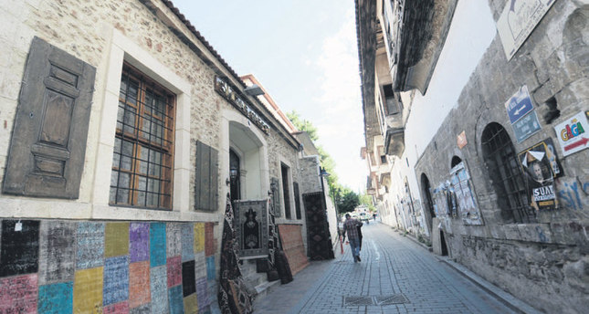 Walled old city in Antalya draws interest