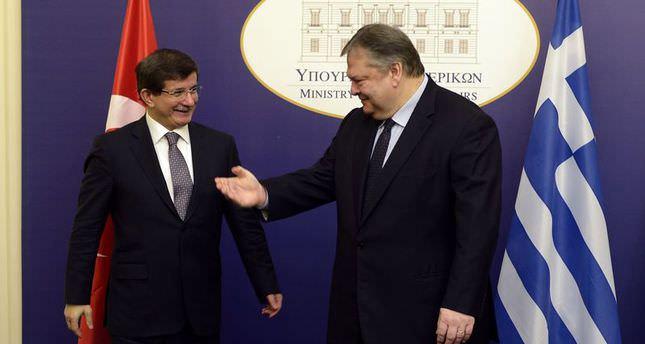 PM Davutoğlu to visit Greece for cooperation meeting