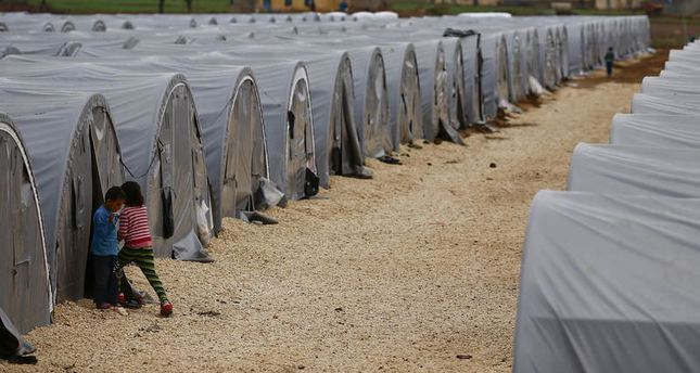 Turkish refugee camps provide proper living conditions, report claims