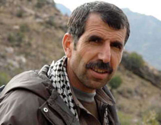 ISIS claims PKK leader Bahoz Erdal killed in Kobani