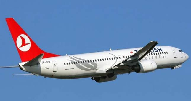 Turkish Airlines flying high