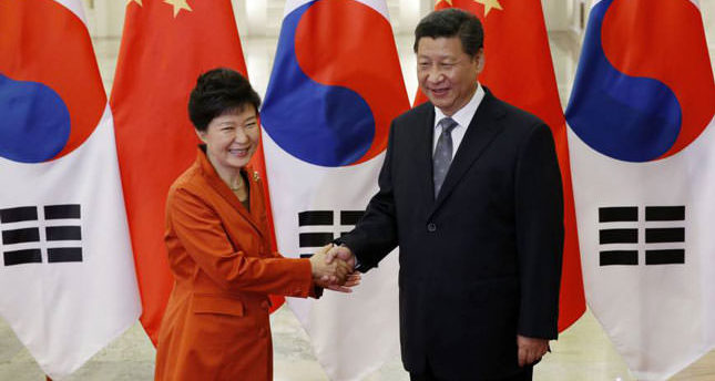 South Korea, China agree to sign historic free trade deal