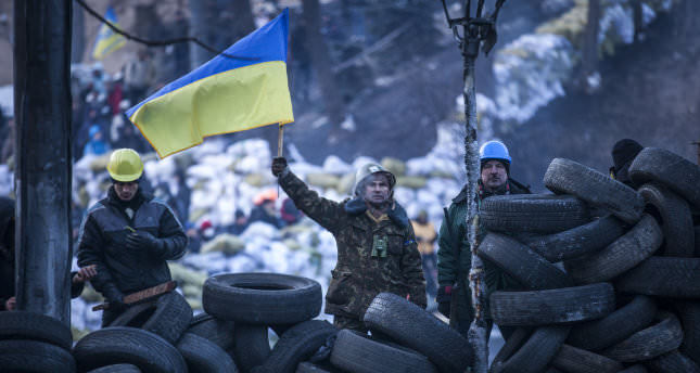 Ukraine on the edge of return to all-out fighting