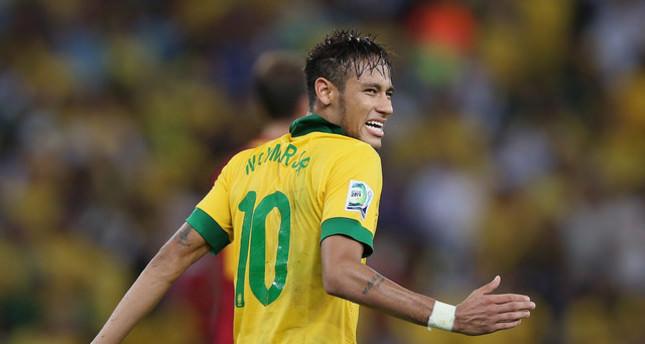 Neymar in Istanbul ahead of Turkey vs Brazil friendly