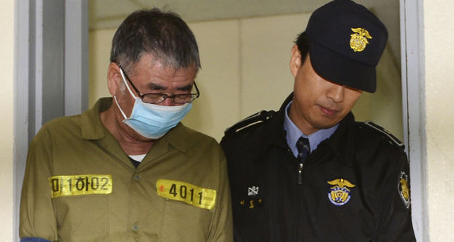 Captain jailed for 36 years over one of the worst disasters in South Korean history