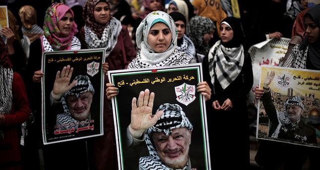 Arafat death leaves void 10 years on