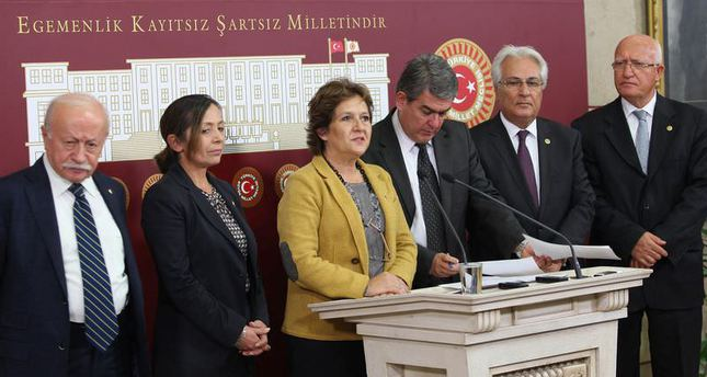 Internal dispute within CHP heightens as more members call for leader's resignation