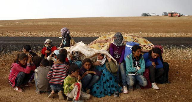 UNHCR director: Western world should share burden of refugees