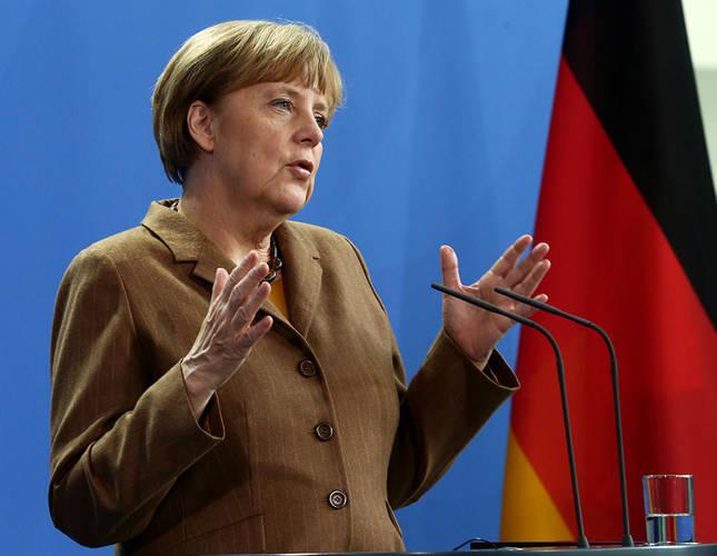Merkel: No further EU sanctions against Russia