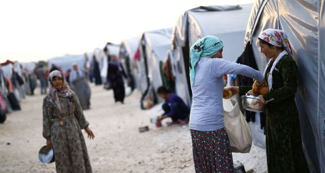 EU to provide aid packages to 1.5 million Syrian refugees in Turkey
