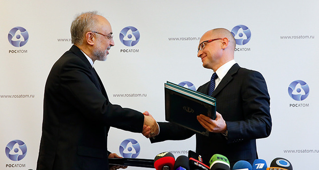 Russia to build two nuclear reactors in Iran, more on horizon