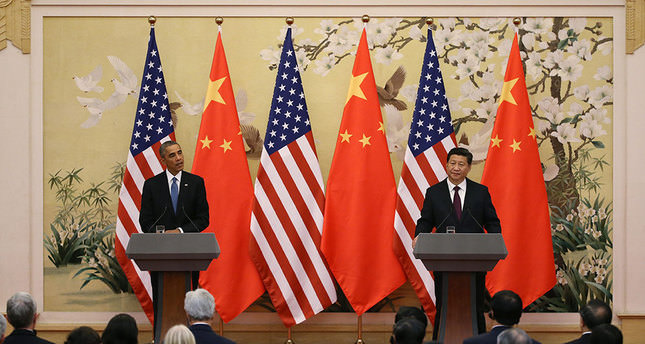 US, China reveal ambitious plans to curb climate change