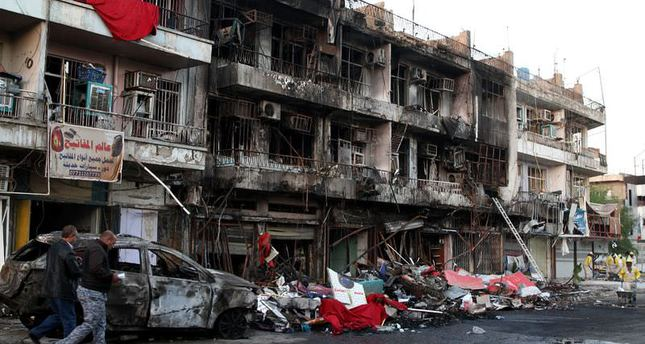 Three attacks in and around Baghdad: 15 dead, 40 wounded