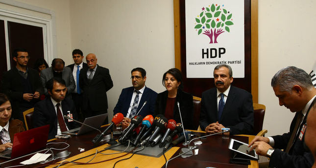 Reconciliation process to proceed as before: HDP deputies