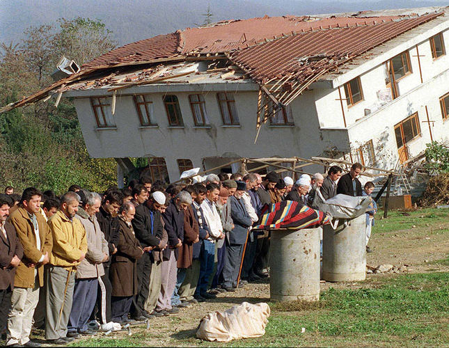Düzce heals its wounds on 15th anniversary of earthquake