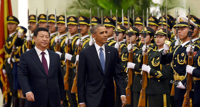 US and China announce 'historic' climate accord