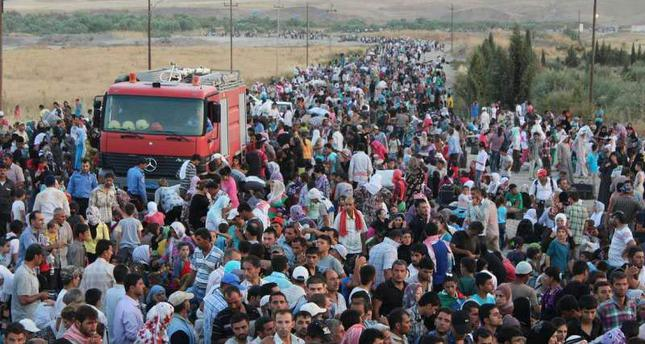 UNHCR: 13.6 million people displaced in Iraq and Syria