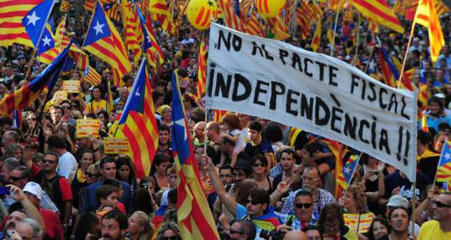 Catalonia's independence once again faces legal roadblock by Madrid