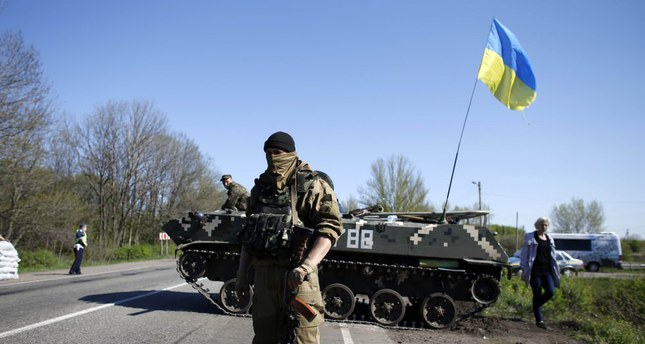 Ukraine accuses OSCE team of disclosing military location to Russia