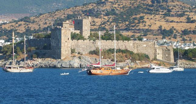 Turkish fishermen harassed by Greeks off coast of Turkey's western province