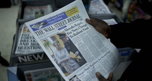 Wall Street Journal to End Turkish and German Editions