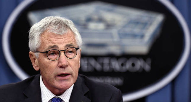 Hagel: US sent $685 mln in arms, gears to Iraq in fight against ISIS