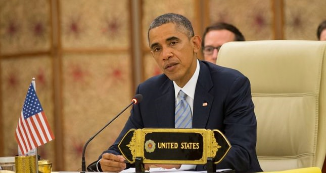 Obama is deeply concerned with the situation of the Rohingya Muslims in Myanmar