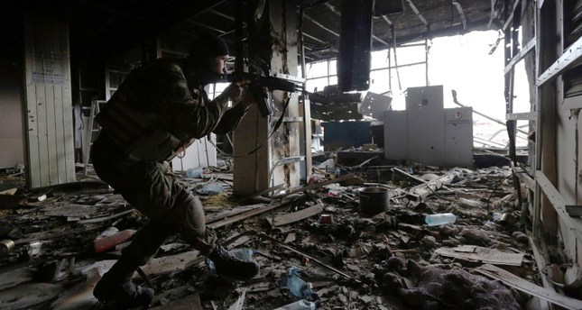 Worsening situation in Ukraine prompts fears of a renewed war
