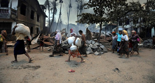 Obama draws attention to humanitarian catastrophe faced by stateless Rohingya Muslims