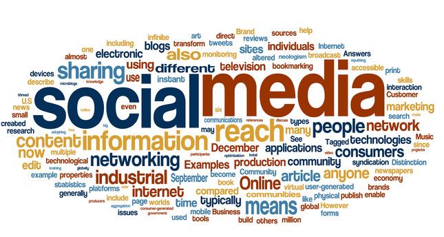 Becoming a social media profile