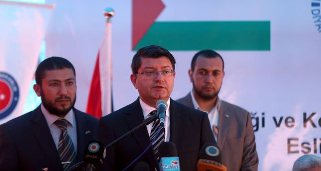 Turkish consul-general in Jerusalem: We fully support the Palestinian unity gov't