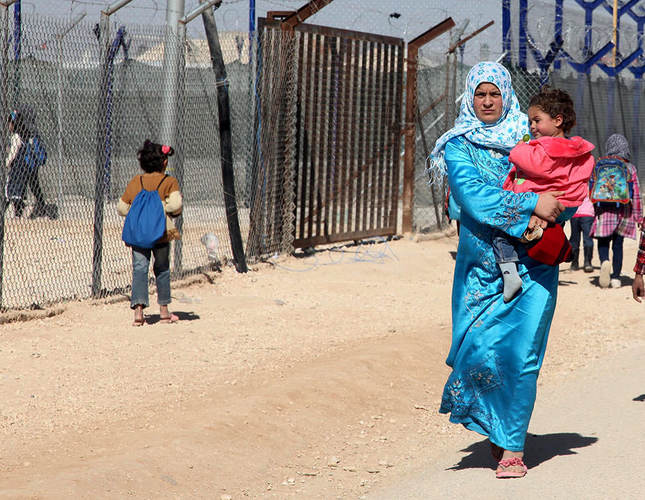 Syrian women and girls face 'wall of obstacles'