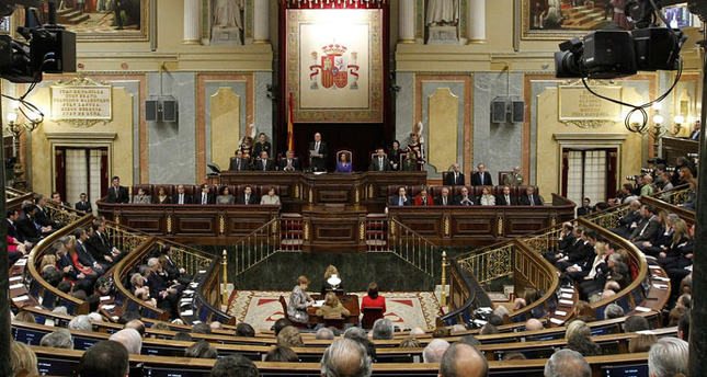 Spain to vote on recognition of Palestinian state
