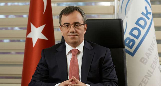 Head of Turkey's banking watchdog steps down