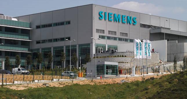 Turkey center of Siemens' 350M euros purchases