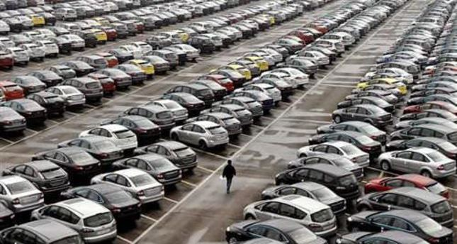 China's auto sales hold steady in October