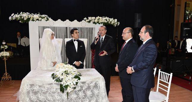 Turkey's Intel Chief Hakan Fidan's son gets married