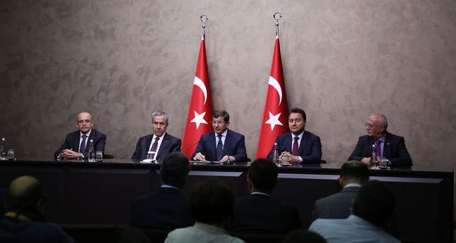 Removal of Assad imperative for stability in the region, says Turkish PM