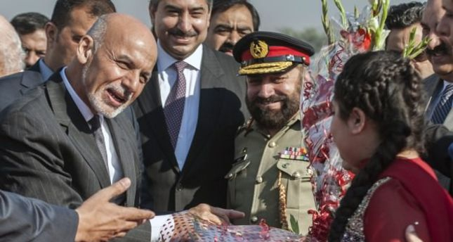 Afghanistan's Ghani means business in Pakistan