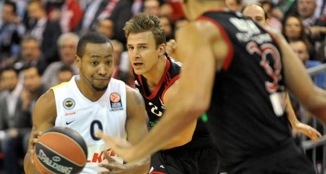 Goudelock puts in historic performance in EuroLeague