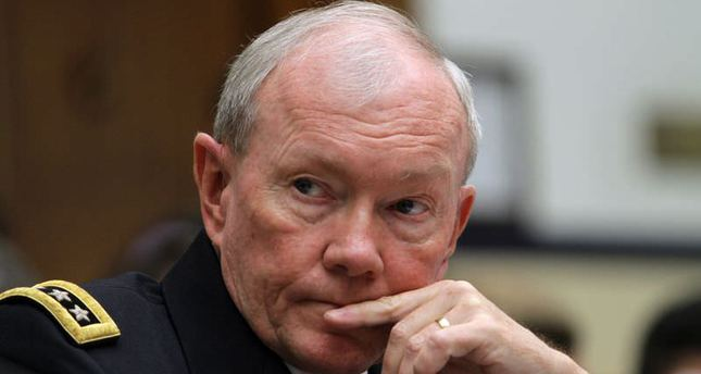Top U.S. Military Officer, General Dempsey, Arrives in Iraq