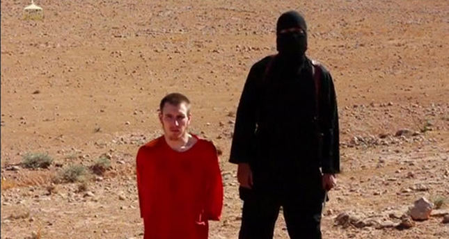 ISIS beheads an American despite converting to Islam