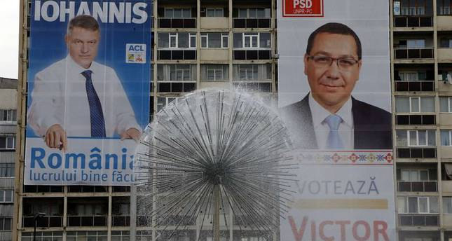 Romanians head to polls for the second round of presidential race