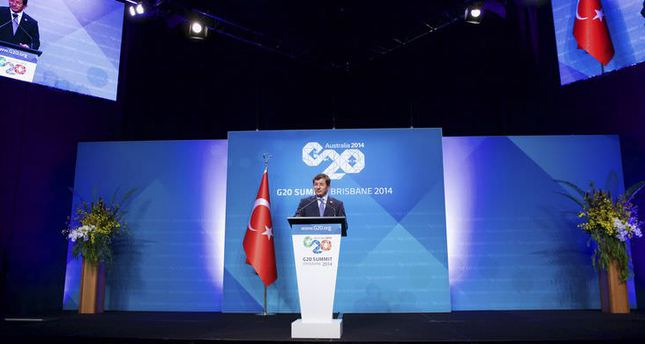 Inclusive growth to dominate Turkey's 2015 G20 term